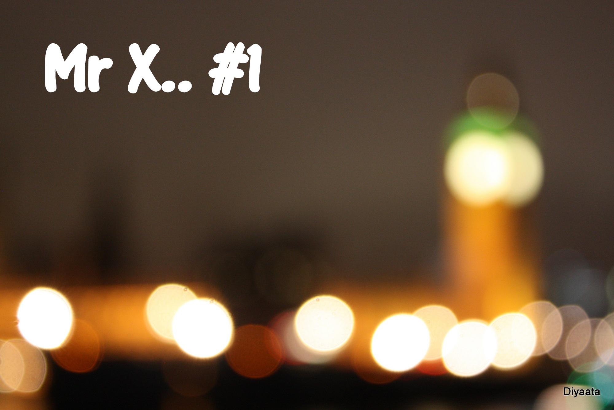 MrX-1