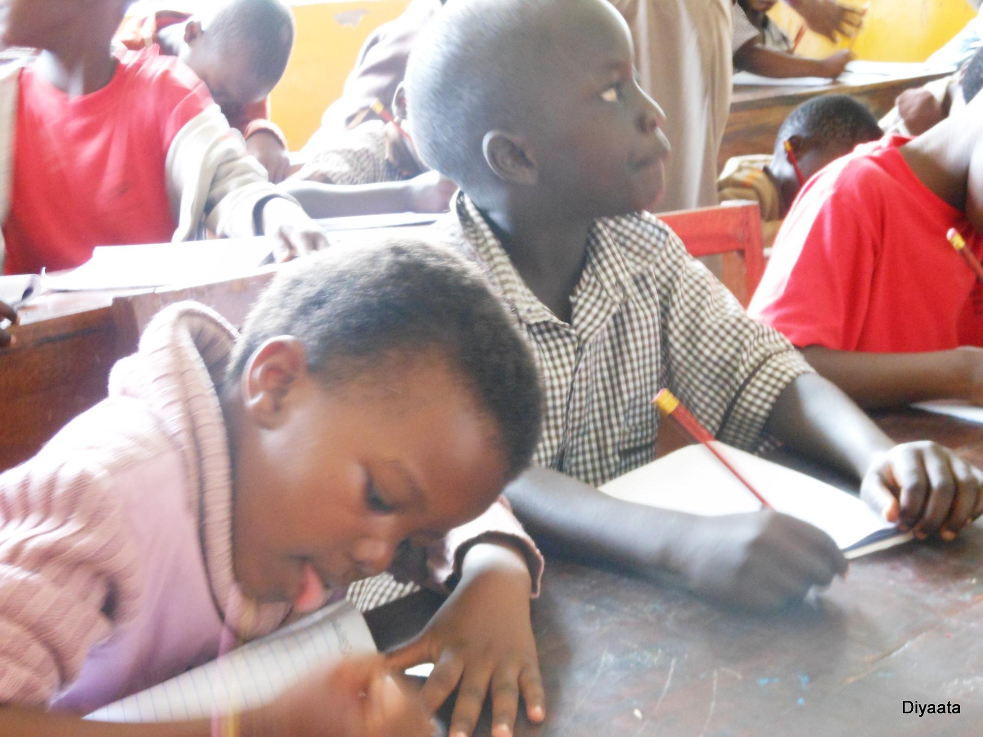 Oegandese kids