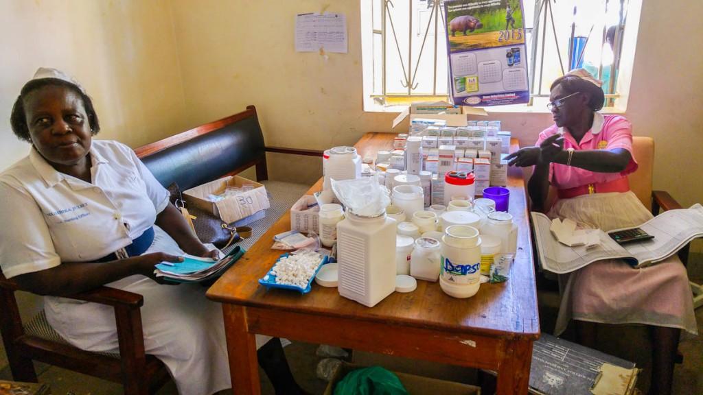 Soroti - HIV Kinderkliniek