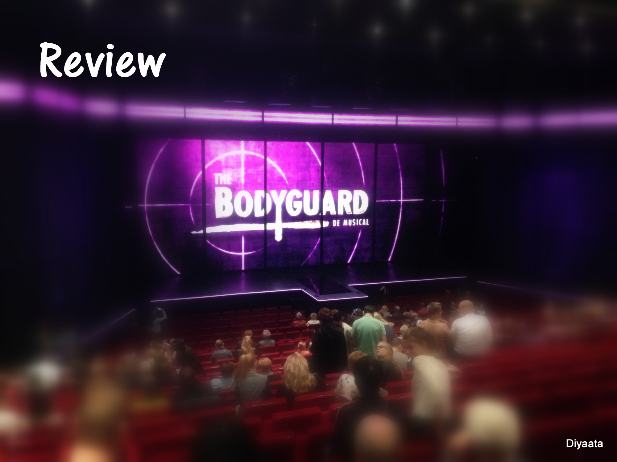 Review musical the Bodyguard