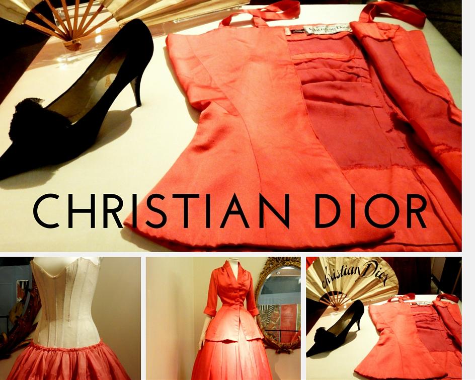 Christian Dior- V&A museum