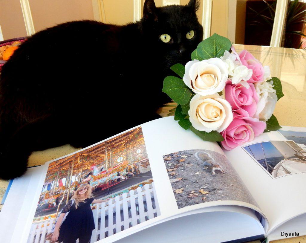 Fotoboek met Jessy