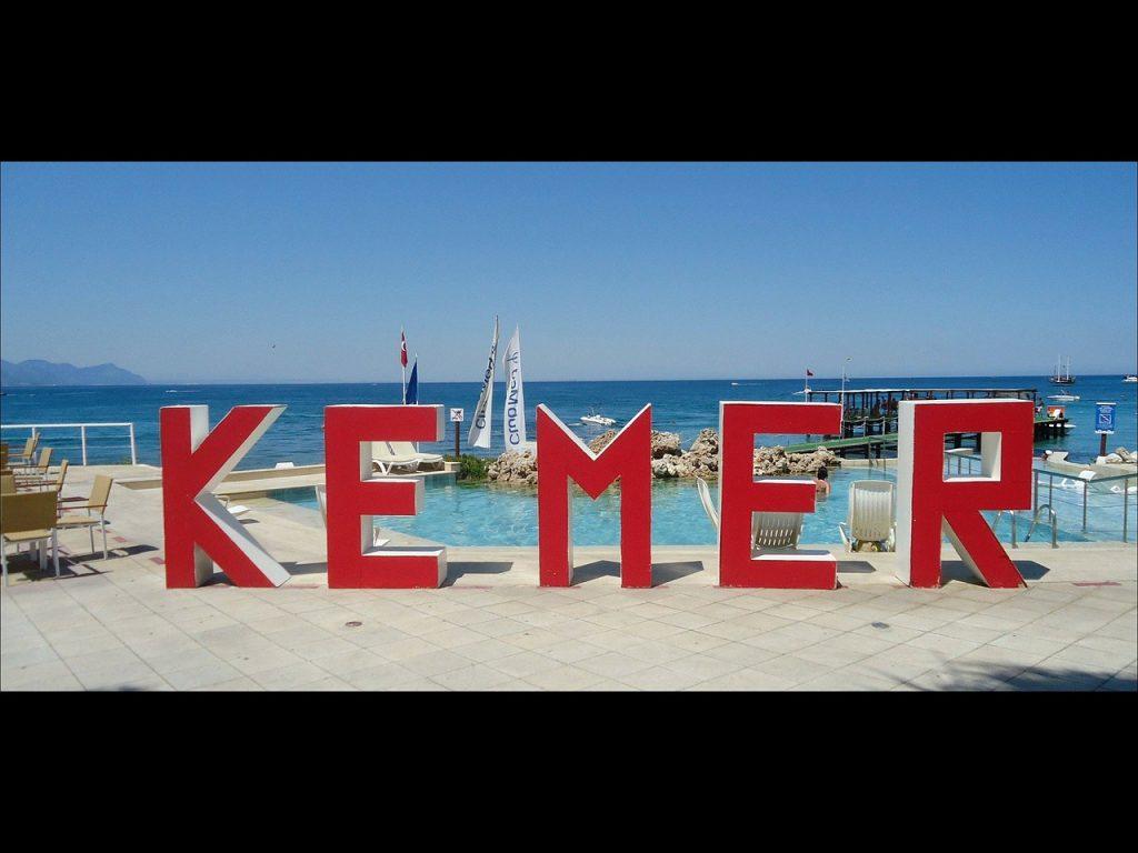 Op vakantie naar Kemer