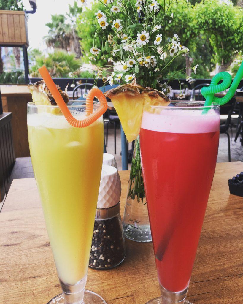 Marmaris cocktails