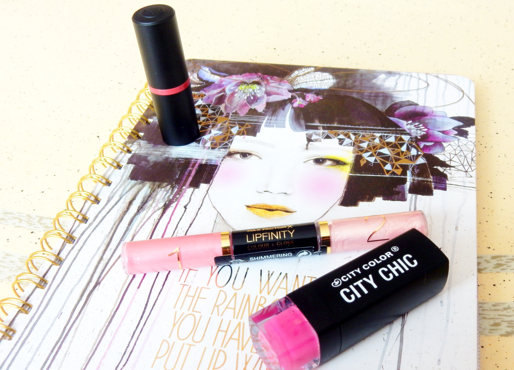 Lipstick test