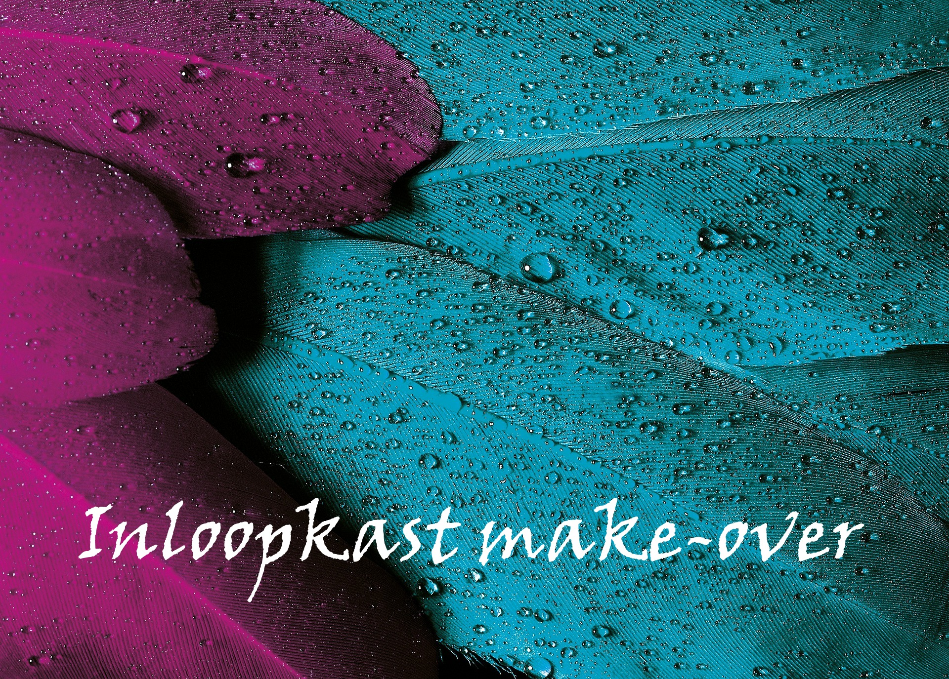 Inloopkast make-over