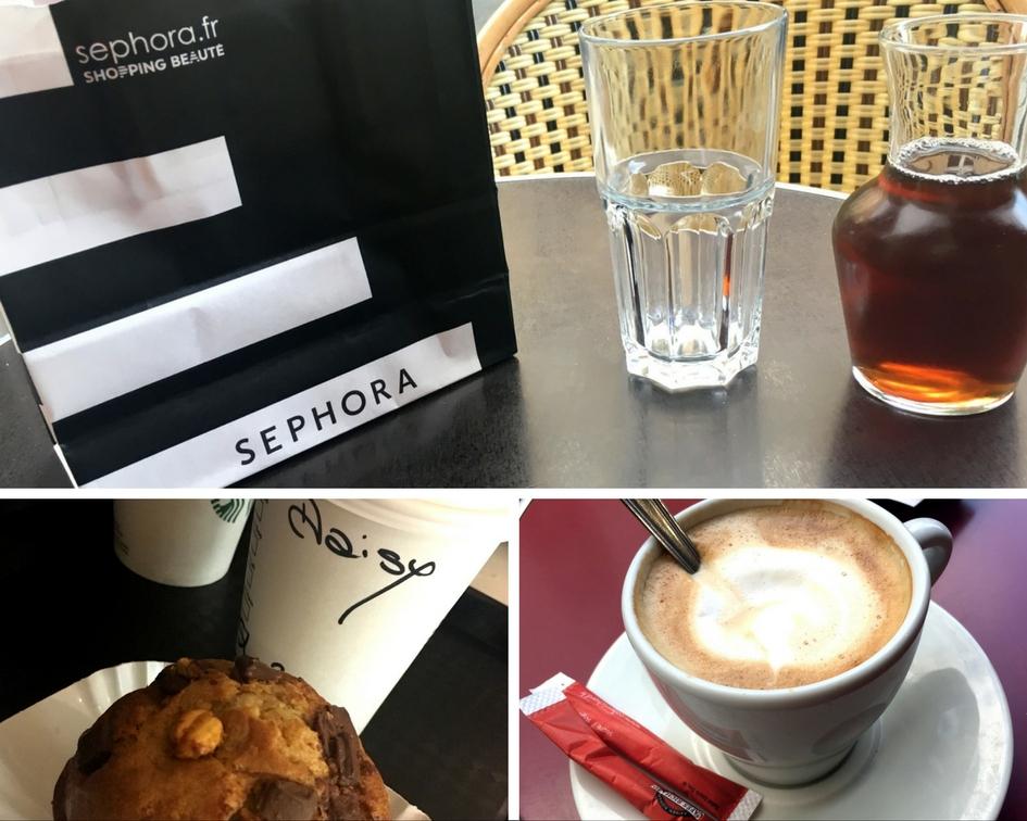 Parijs koffie