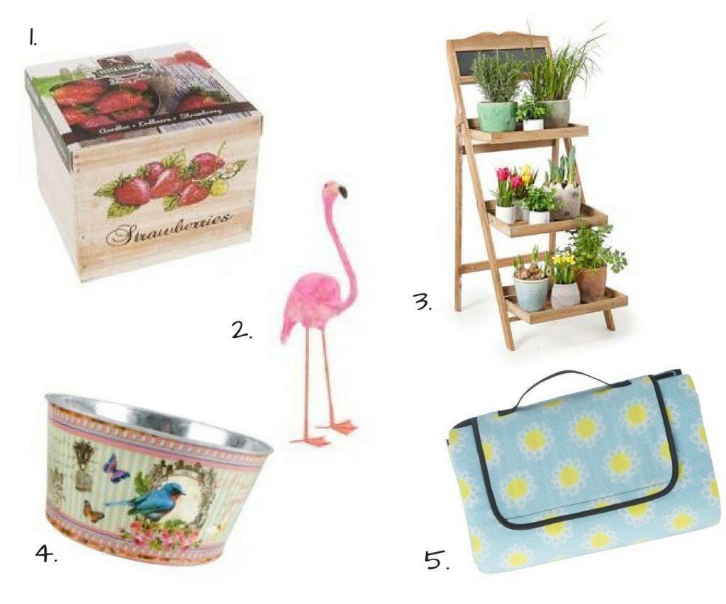 Tuin en voorjaars inspiratie leuke accessoires voor for Picknickkleed xenos