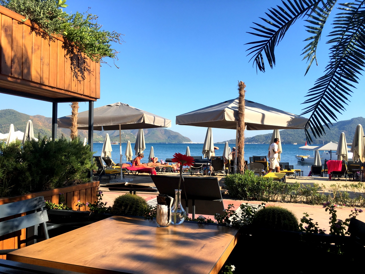 Marmaris restaurants