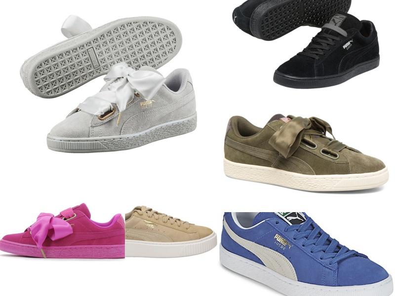 Een paar sneakers - Puma Suede Sneaker Diyaata.com