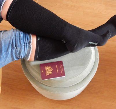 STOX Energy Travel Socks - Diyaata.com