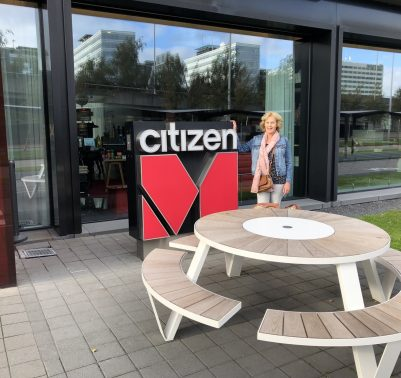 CitizenM Schiphol Airport Amsterdam - Diyaata.com