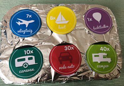 Kids autovakantie DIY - Diyaata.com