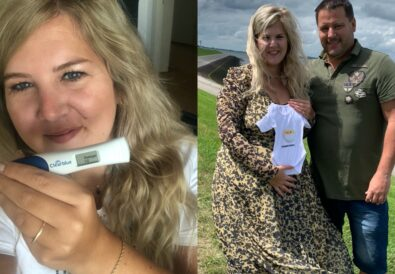 Aankondiging zwangerschap Diyaata.com